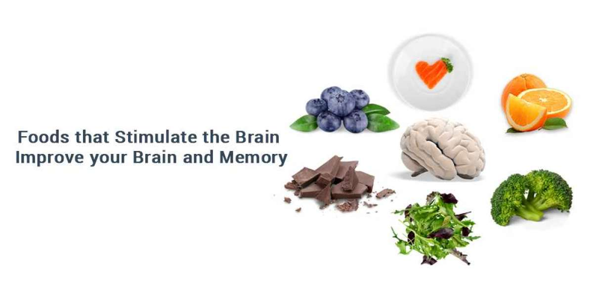 Foods that Stimulate the Brain Improve your Brain and Memory