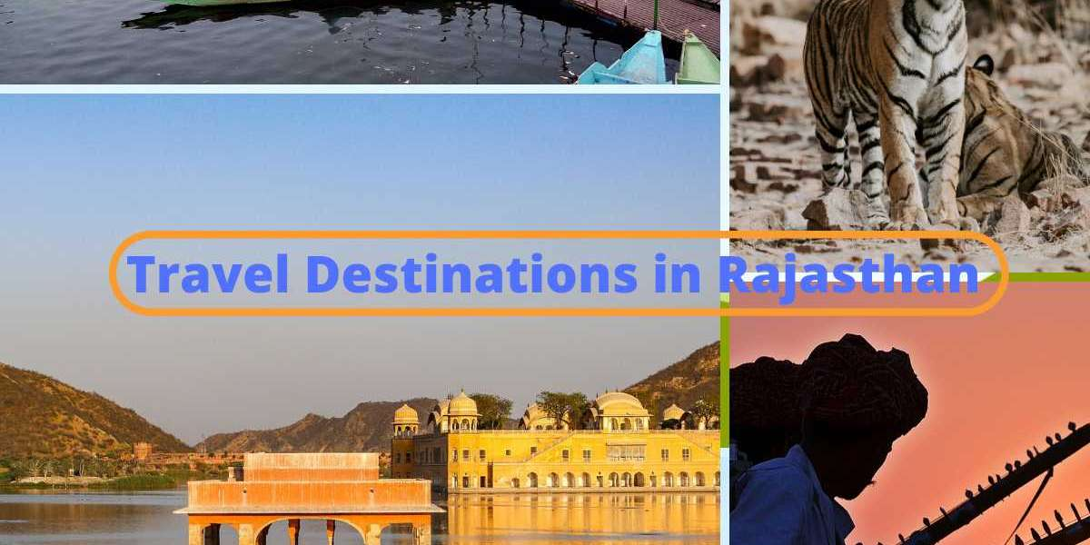 Rajasthan Tour Packages – Discover the Magical Fantasies of Royal Rajasthan