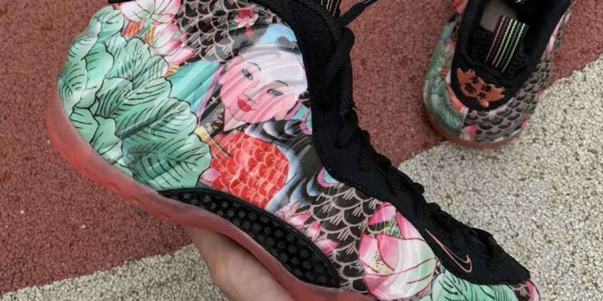 "Where To Buying New Nike Air Foamposite One ""Tianjin"" 744307-001"