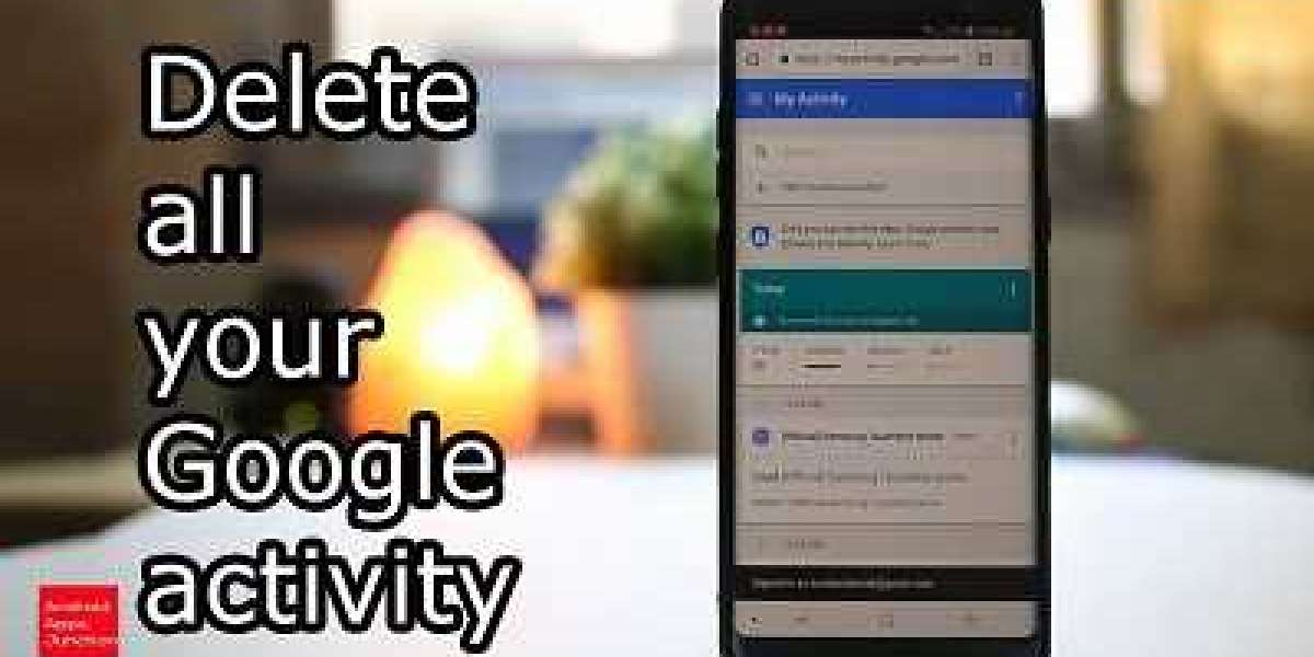 How to Completely Delete all the Google Activity?