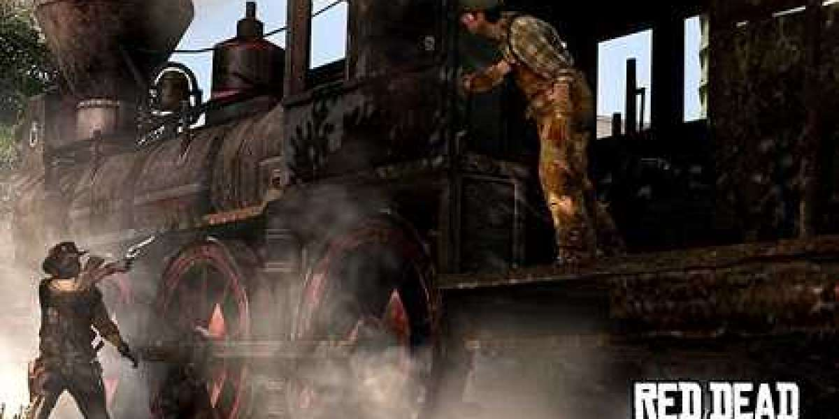 How to Rob a Train in Red Dead Redemption 2