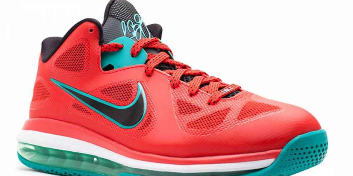"""Where To Shop Nike LeBron 9 Low """"Liverpool"""" DH1485-600"""