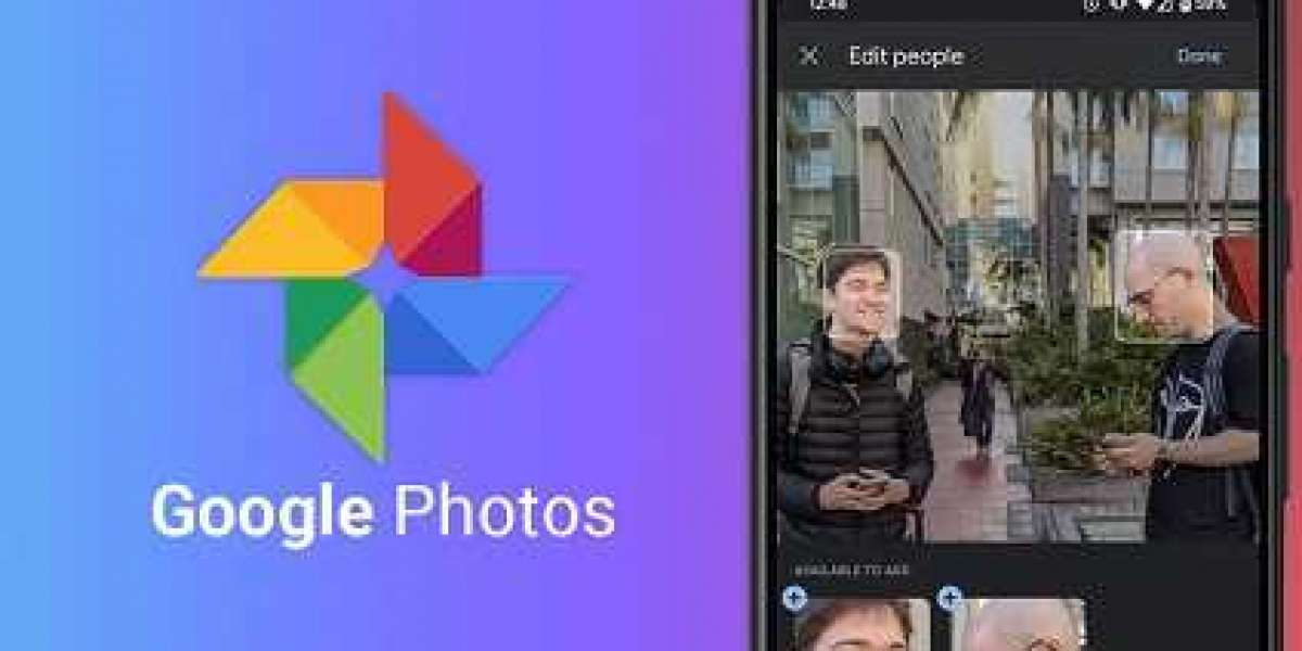 How to Manually Tag Faces on Google Photos?