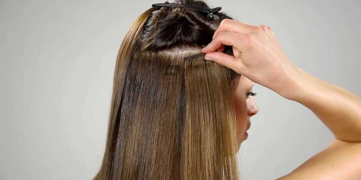 Hair Extensions For Thin Hair On Top