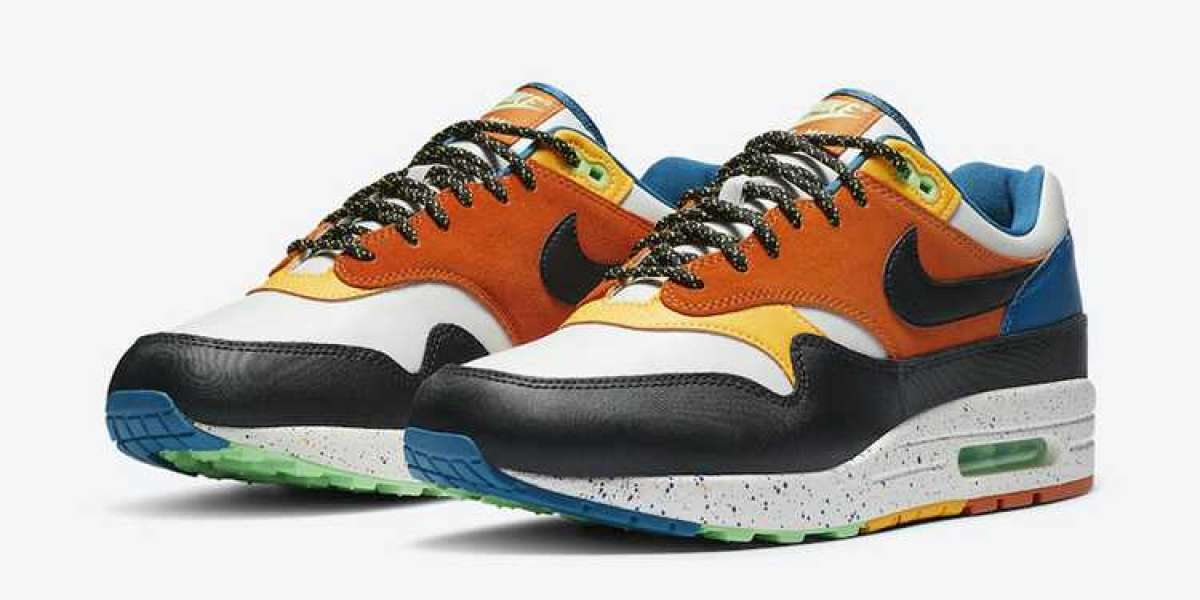 "Nike will be introducing 2020 Nike Air Max 1 ""Trail Mix"" CZ8140-001 In The Next Few Weeks"
