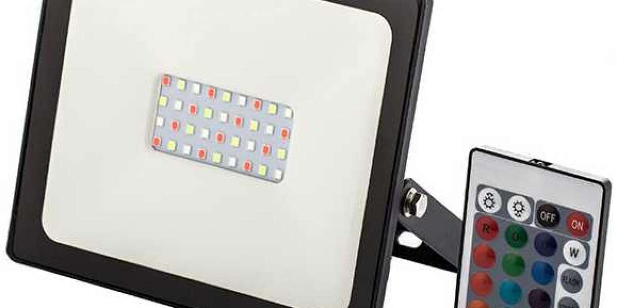 Led Floodlight Factory Is More Energy-saving And Longevity