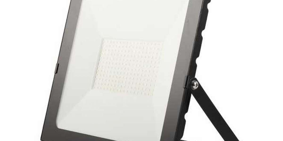 Main features of high-power 200w outdoor ultra-thin led floodlight