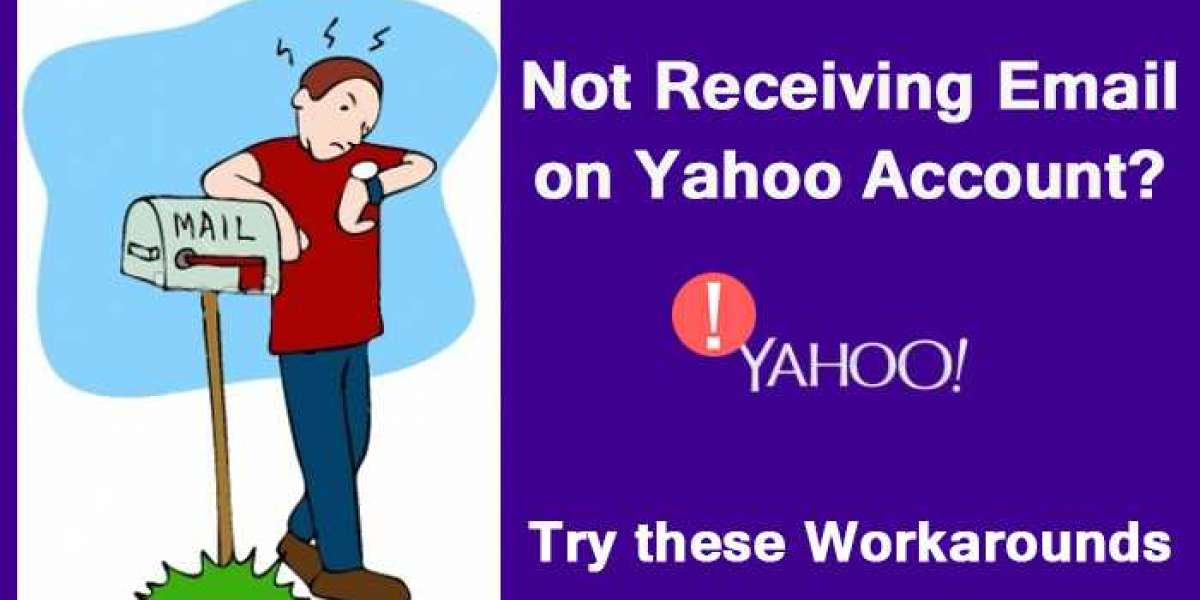 How to Deal with Yahoo Not Receiving Emails Issue?