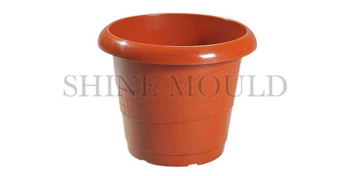 The Flowerpot Mold Structure Is Relatively Simple