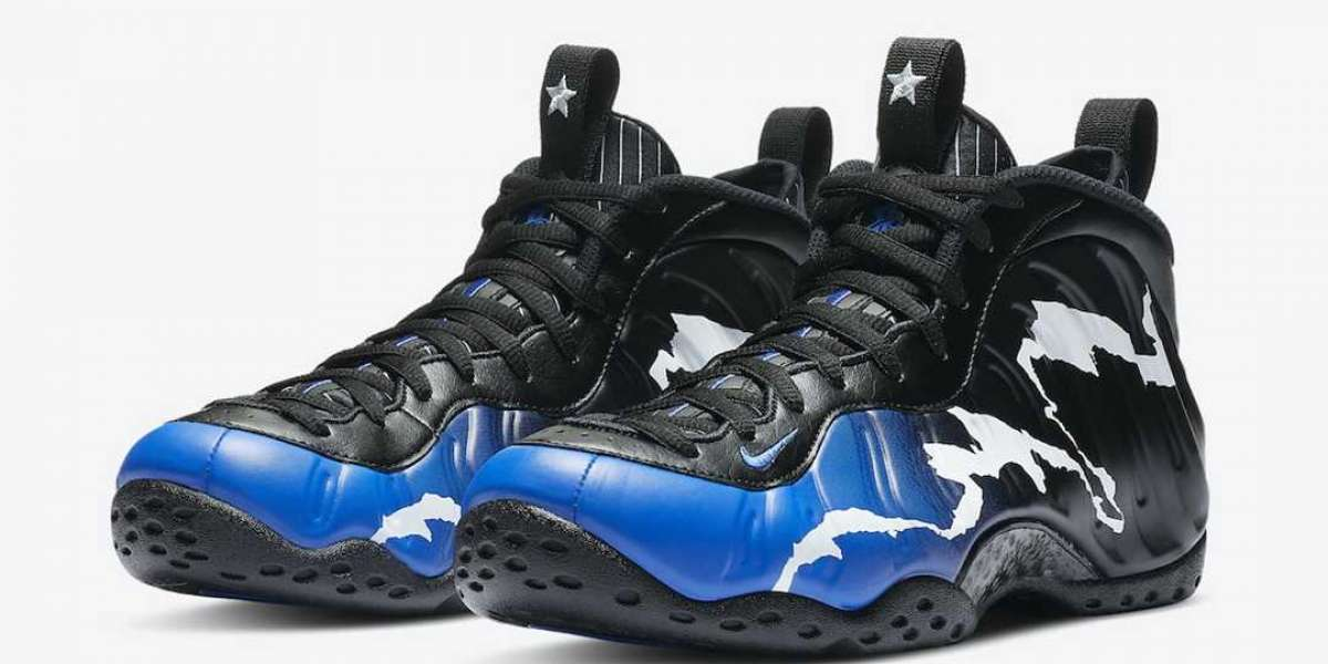 """CN0055-001 Nike Air Foamposite One """"1996 All-Star"""" to release on September 4, 2020"""