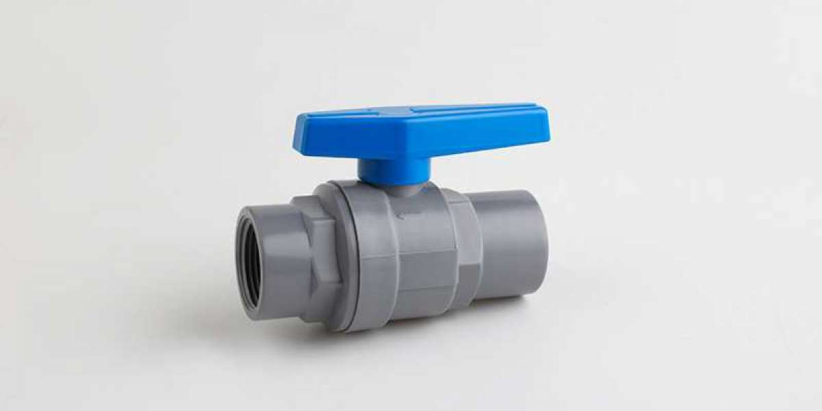 What Is The Pvc Of Plastic Ball Valve