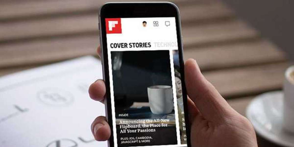 How to Make a Flipboard Smart Magazine on Your Device?
