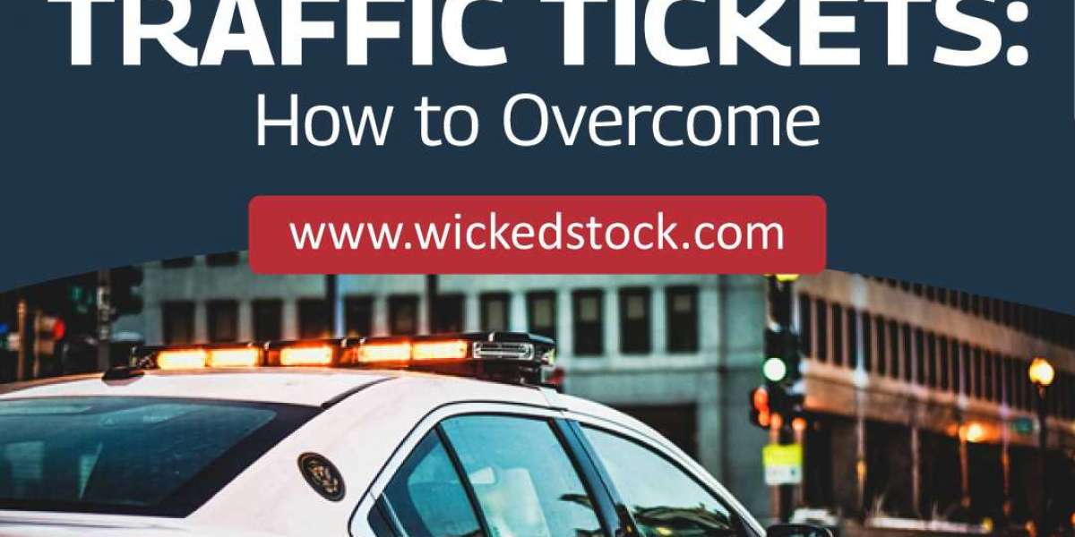 Traffic Tickets: How to Overcome