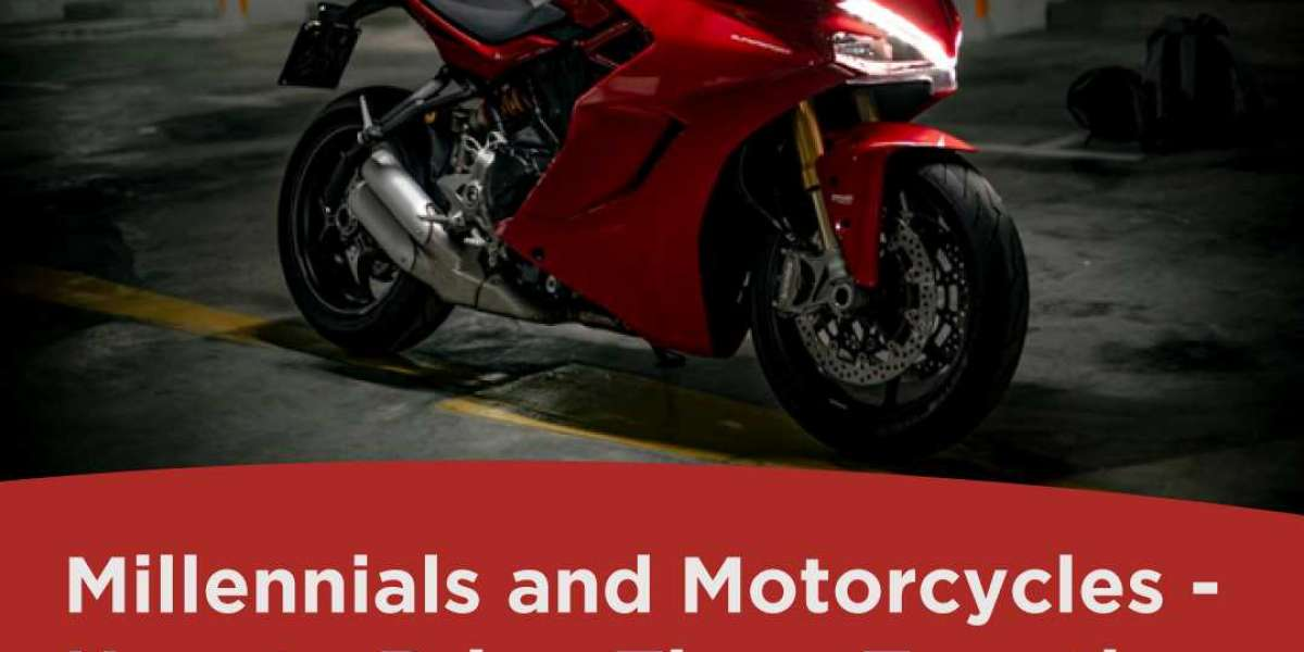 Millennials and Motorcycles - How to Bring Them Together