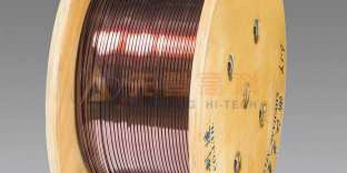 Topic Of Enameled Aluminum Wire