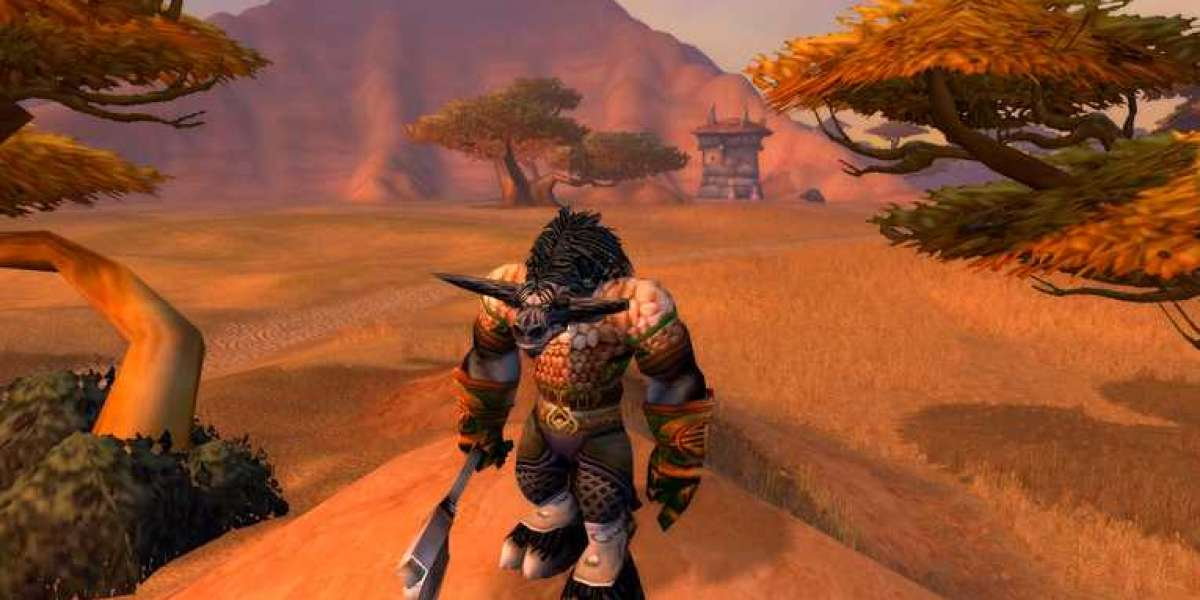 World of Warcraft is a massively multiplayer role-playing game