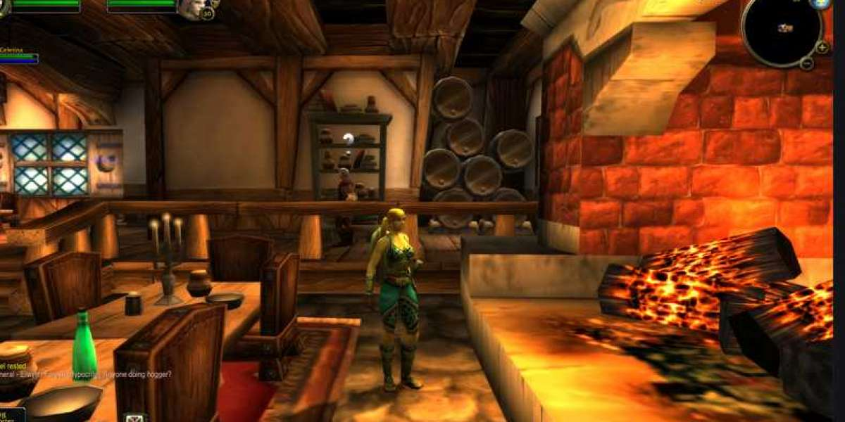 Character creation in World Of Warcraft Shadowlands