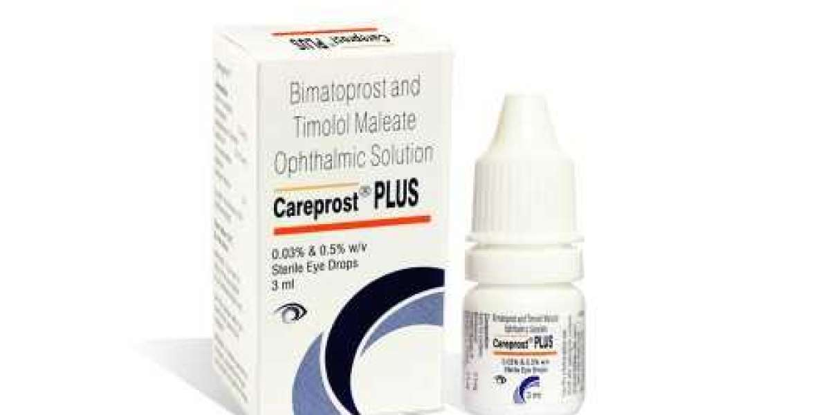 Careprost Plus Eye Drops - Uses, Dosage, Side Effects, Price