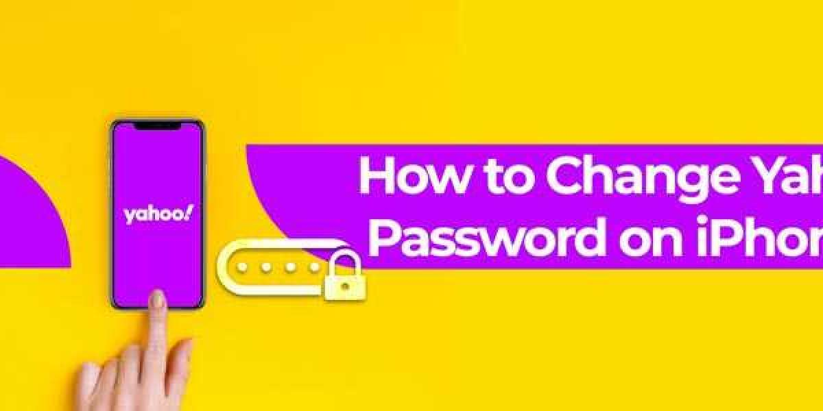 How Could I Change Yahoo Password on iPhone iOS 11?