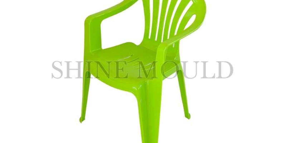 Design Features Of Chair Mould