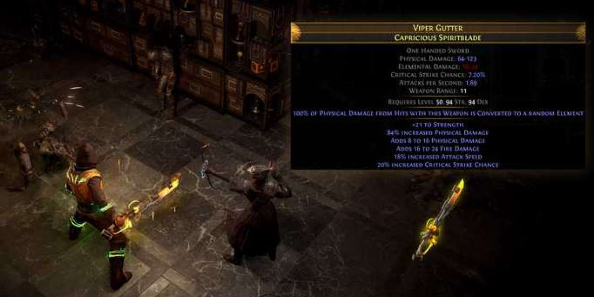 The POE 3.12.1 patch improves the players' experience of releasing skills in Heist