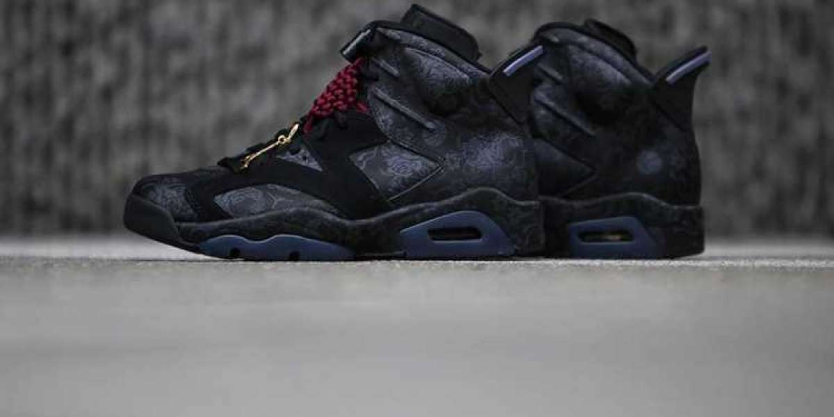 """DB9818-001 Air Jordan 6 """"Singles Day"""" Released On The 25th Of This Month"""