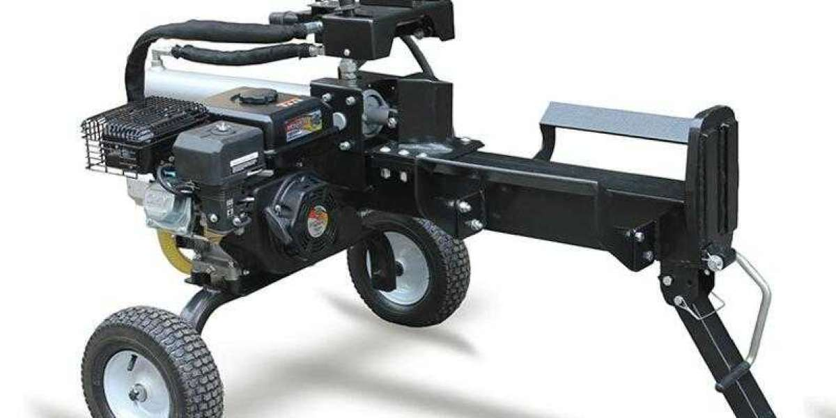 Attention To The Maintenance Of Performance Built Log Splitter