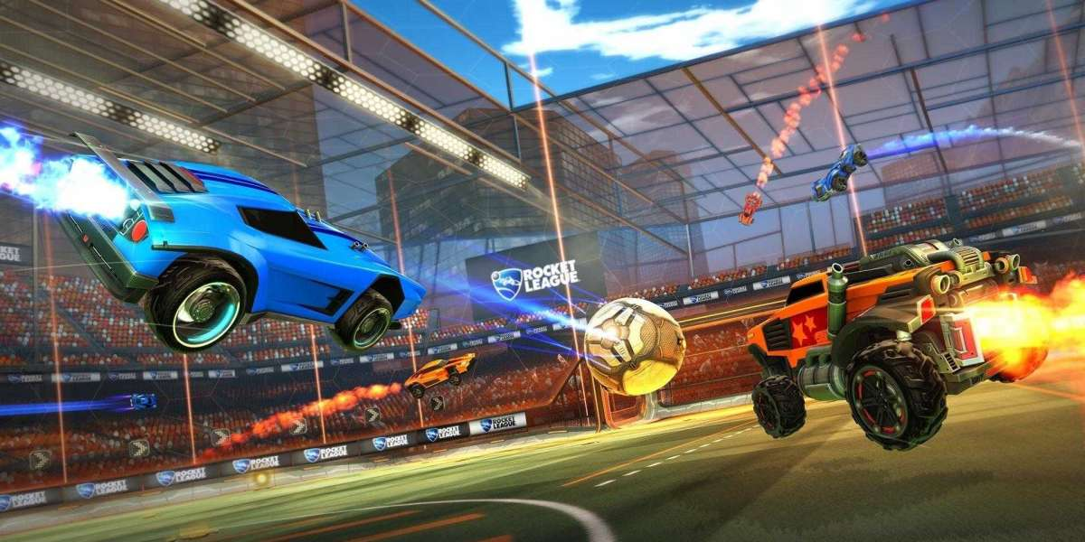 Rocket League is launching Season 1 with a brand new Battle Pass