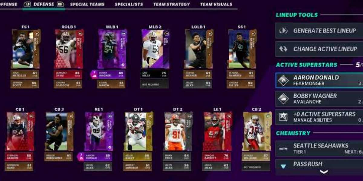 EA recently added a player card with an overall rating of 99 to Madden 21