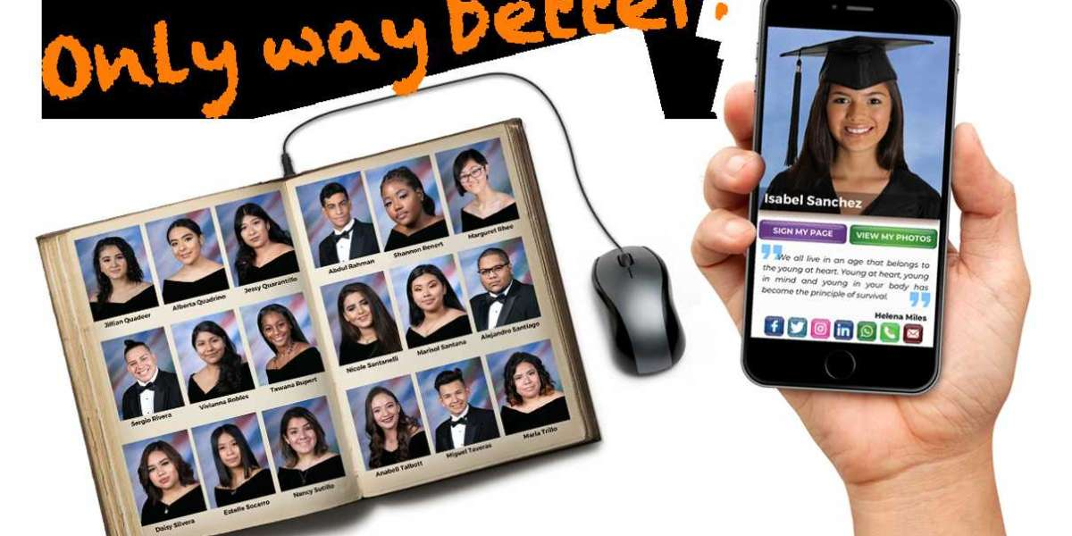 Virtual Yearbooks: Tapping the Potential of Digital Mediums