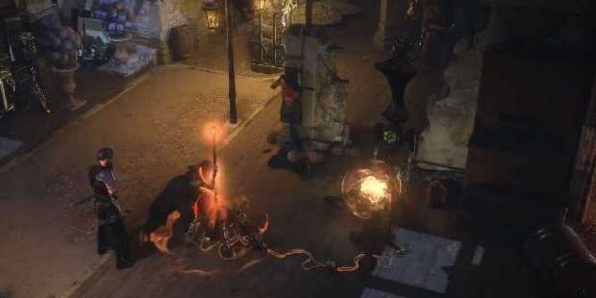 Dare to be brave as the Path of Exile