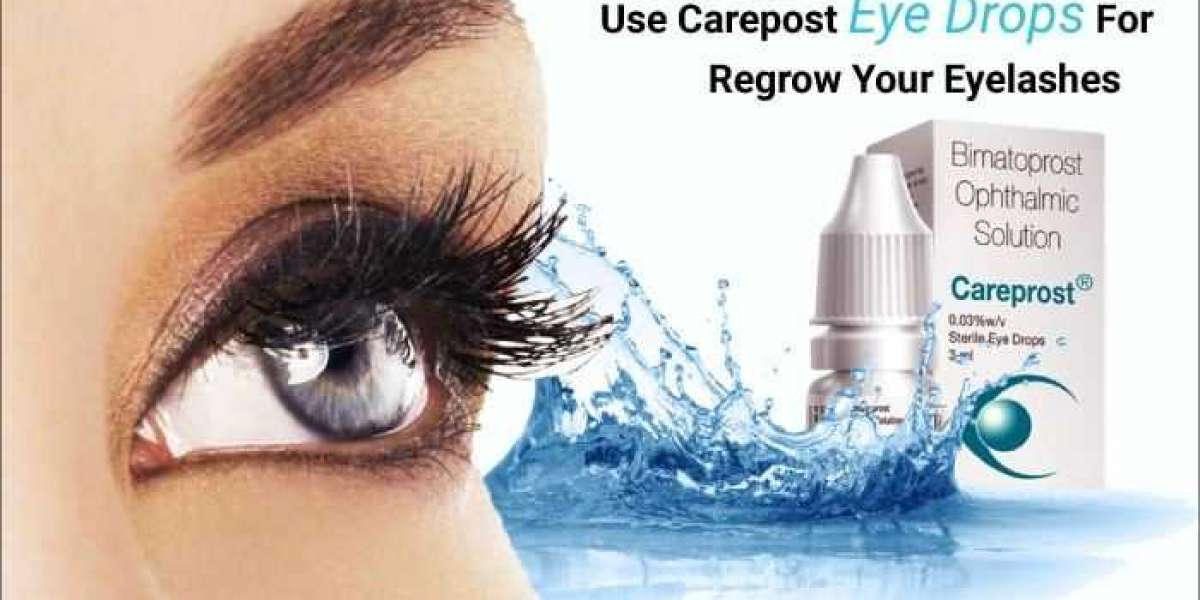 What is the right way to use Careprsot for eyelash growth?