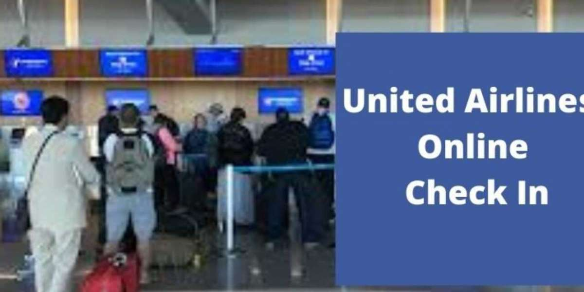 United Airlines Check-in
