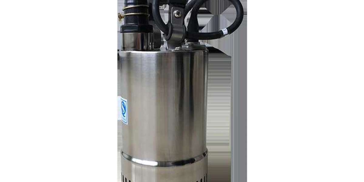 Long Service Life Of Stainless Steel Submersible Pump