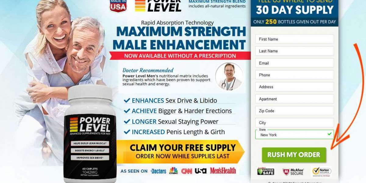 Power Level Male Enhance | Power Level Pills Reviews How Does It Work?