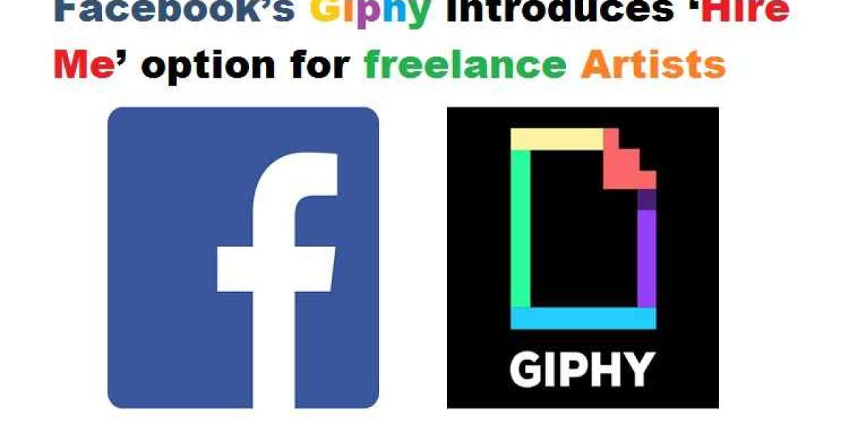 Facebook's Giphy introduces 'Hire Me' option for freelance Artists
