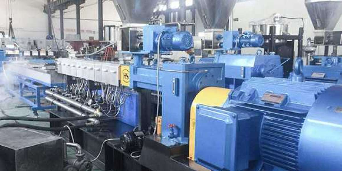 PVC Recycling Extruder