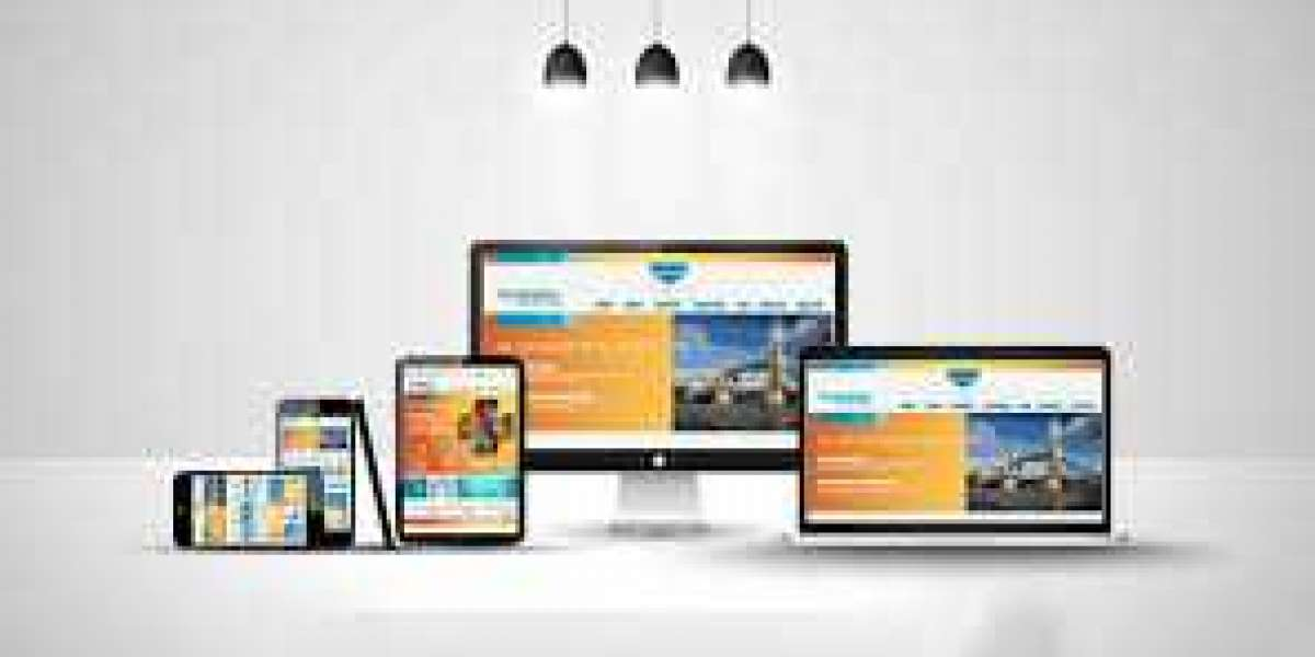 Website design in District 1 professionally