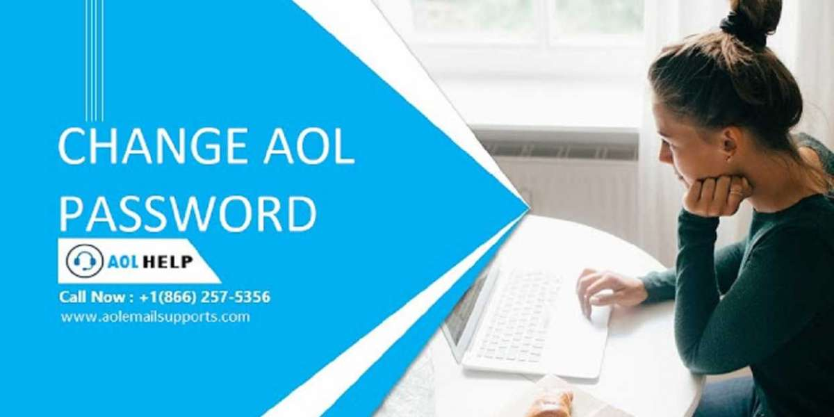 How Can I Change AOL Password Online?