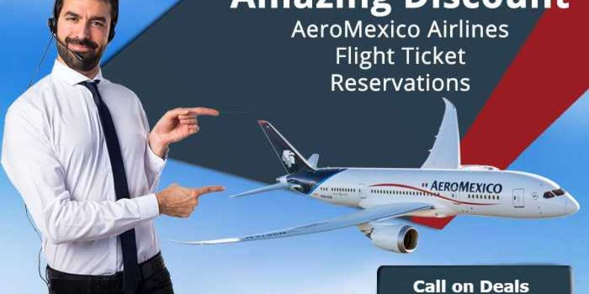 Aeromexico Airlines Customer Care +1(855)440-5959.