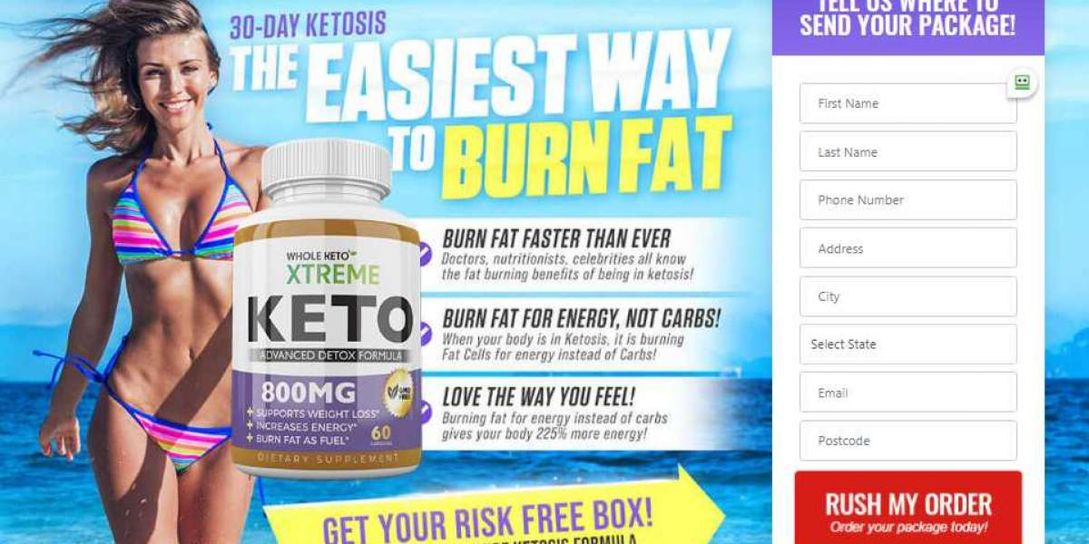 What Are The Ingredients Fix In Whole Keto Xtreme?
