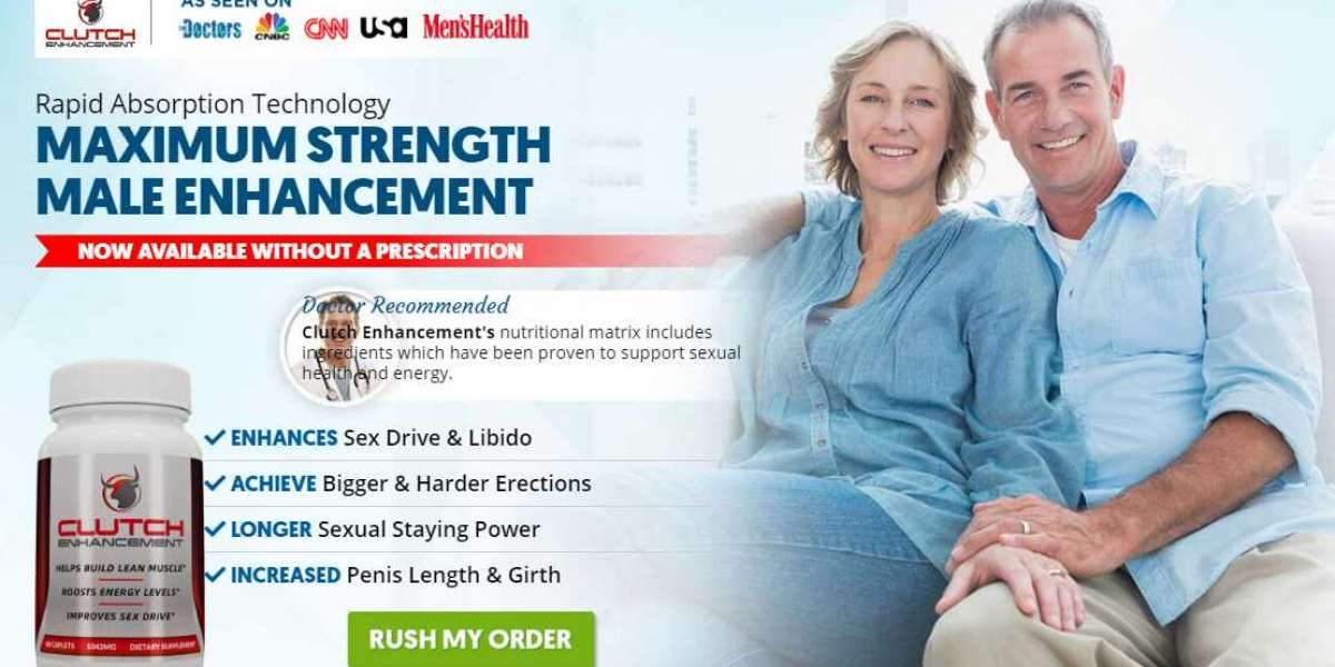 Clutch Enhancement Testosterone Booster Supplement: Is It Natural & Safe
