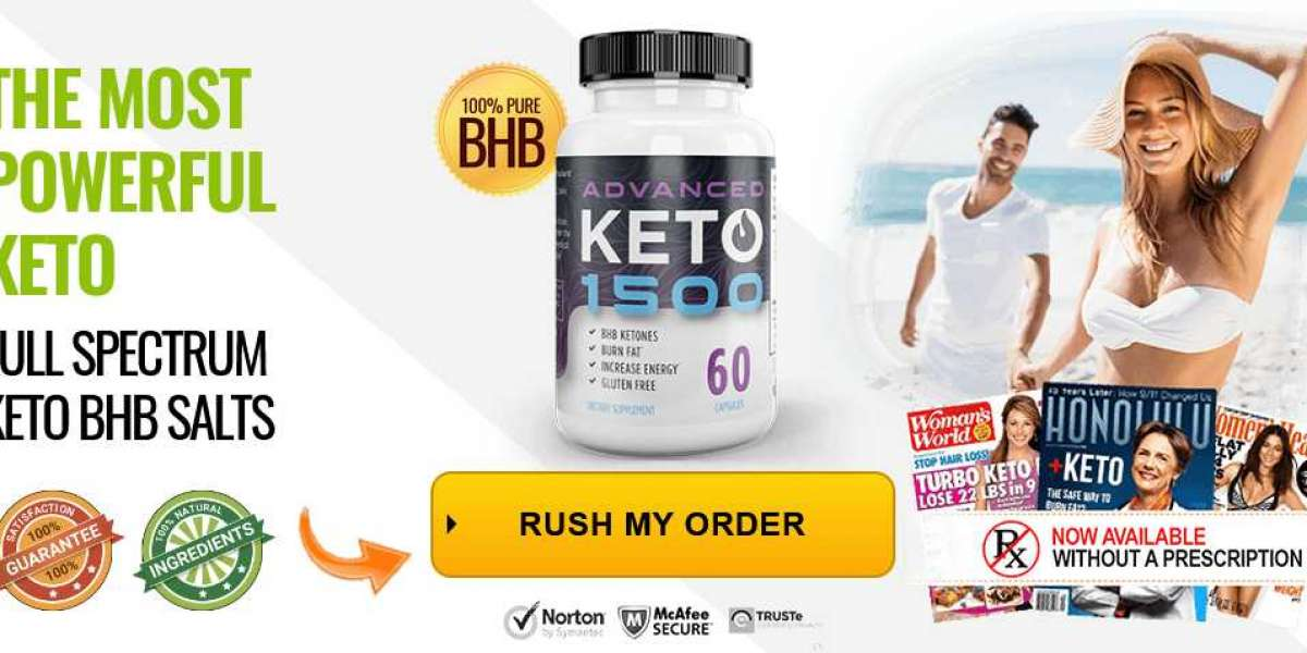 Keto Advanced 1500 Reviews: Updated Price of Advanced Keto 1500 by iExponet