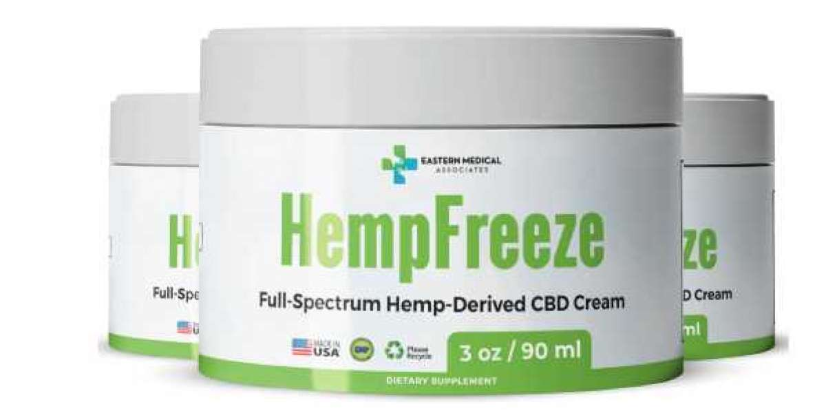 HempFreeze CBD Cream And How To Apply For Positive Outcomes?