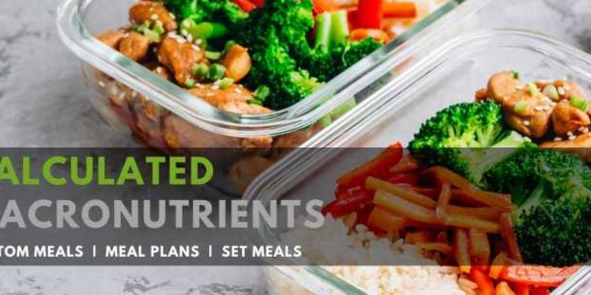 Order Fully customized meals online