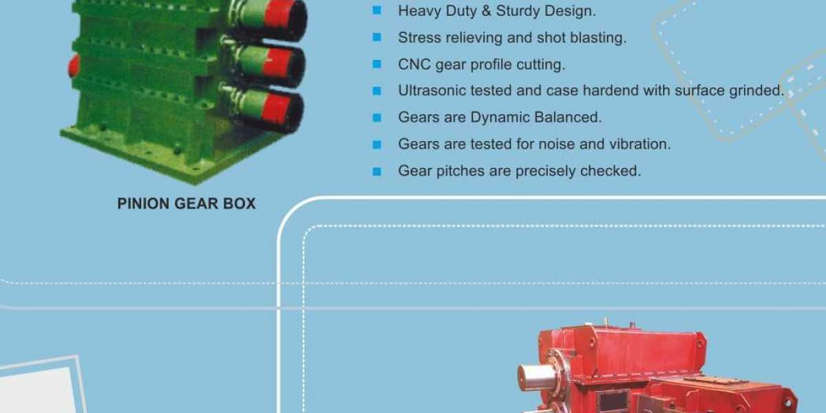 Best Way to Find Gear Boxes Manufacturers & Exporters