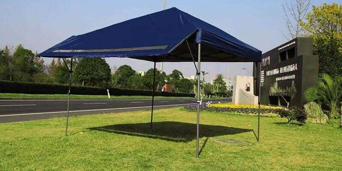 Learn Steps to Pitch Family Aluminium Folding Tent