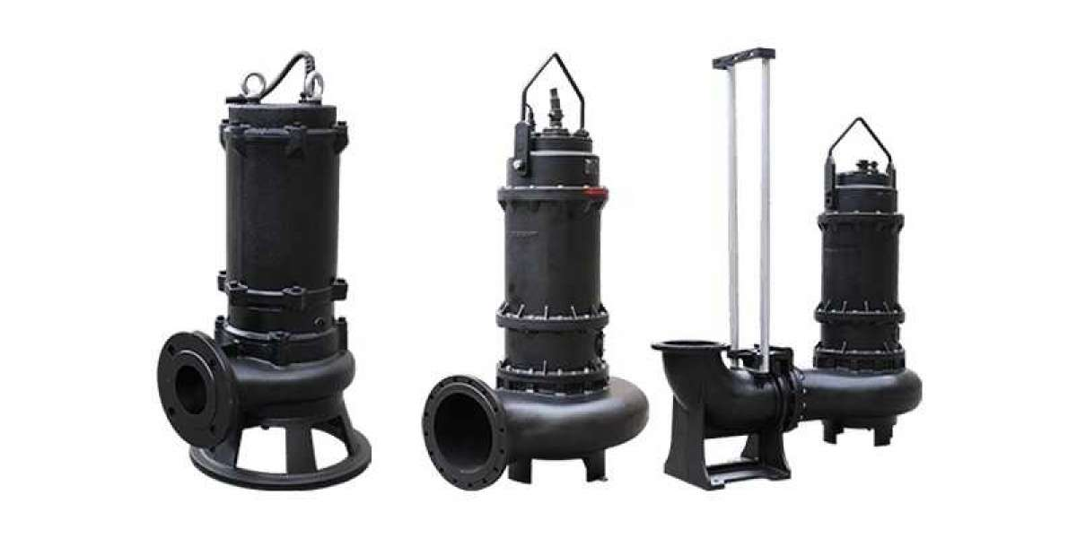 Submersible Sewage Pump usually handles little or no solids