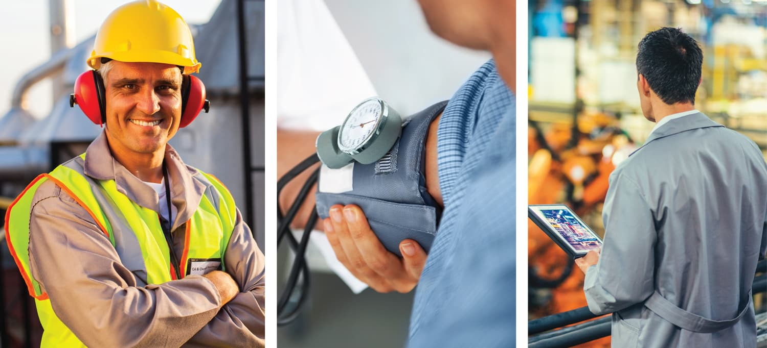 Mobile Occupational Health Screening at Your Job Site - Hearing Testing, Respirator Fit Testing