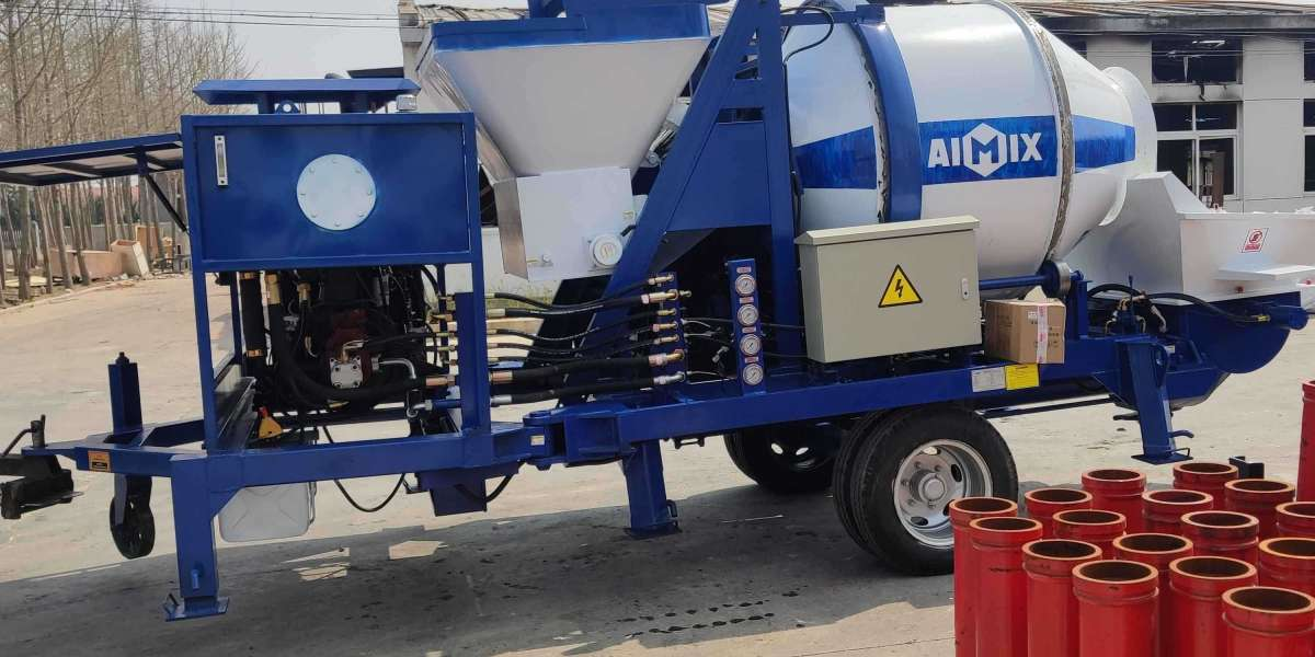 Looking For A Concrete Pumping Machine On The Market?